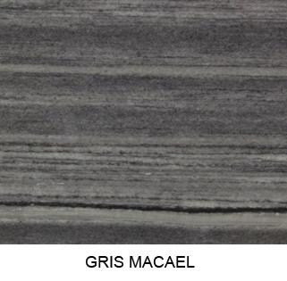 GRIS-MACAEL